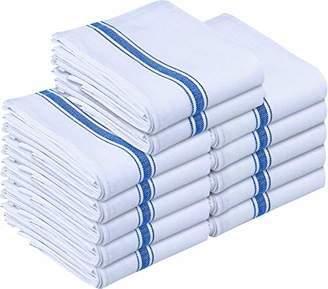 Utopia Towels Kitchen Towels (12 Pack) - Dish Towels