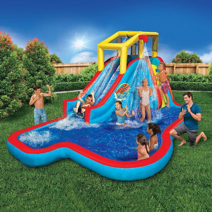 Banzai Slide 'N Soak Splash Park 2