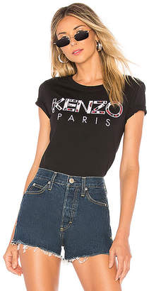 Kenzo Classic Fitted T Shirt