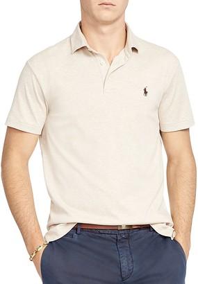 Polo Ralph Lauren Pima Cotton Soft Touch Classic Fit Polo $85 thestylecure.com