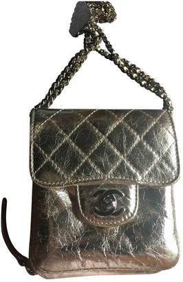 Chanel Patent Leather Crossbody Bag