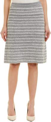 Carolina Herrera Wool-Blend Skirt