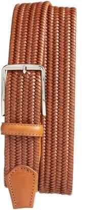 Martin Dingman Lexington Braided Leather Belt