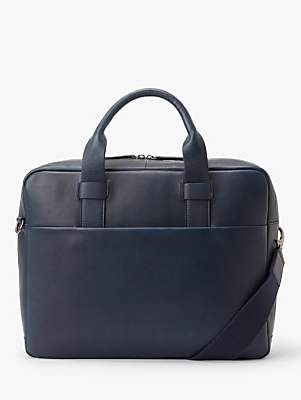 Oslo Leather Briefcase
