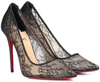 Christian Louboutin Lace 554 pumps