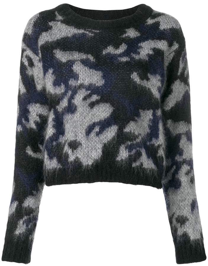 fitted jumper
