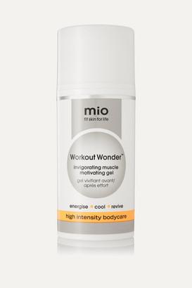 MIO Skincare - Workout WonderTM Invigorating Muscle Motivating Gel, 100ml - Colorless