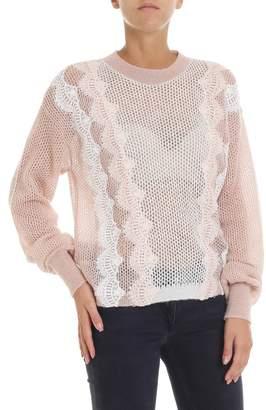 Giamba Round Neck Sweater