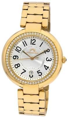 Swarovski Porsamo Bleu Women's Sofia Crystal Bracelet Watch, 40mm