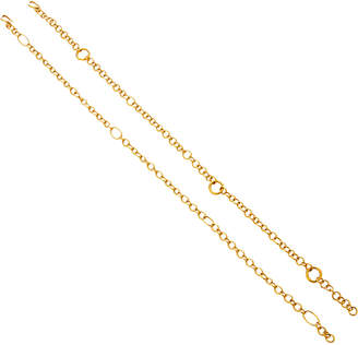 Tiffany & Co. Mahnaz Collection 23K Yellow Gold Vintage Chains