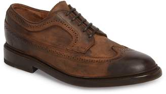 Frye Jones Wingtip