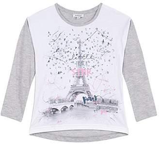 3 Pommes Girl's Tunique Shirt,(Manufacturer Size: 3A/4A)