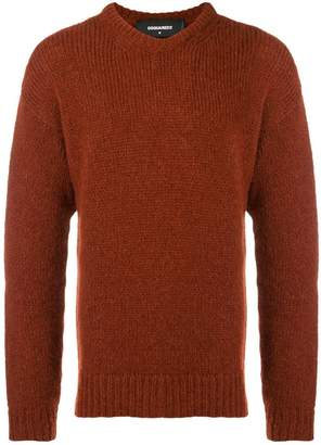 DSQUARED2 crew neck jumper
