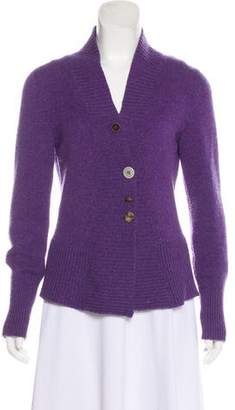 Brunello Cucinelli Cashmere Button-Up Cardigan