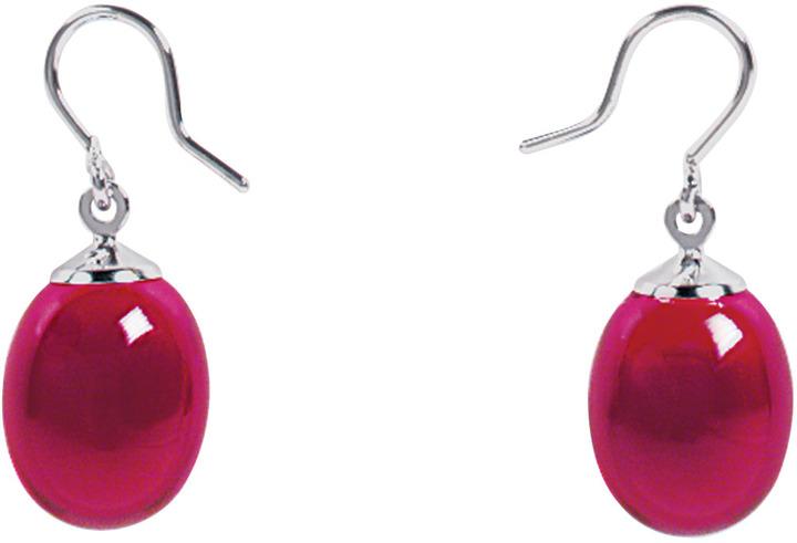 Baccarat Mini Tentation Earrings, Ruby