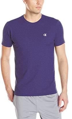 Champion Men's Double Dry Cotton Crew-Neck Shirt