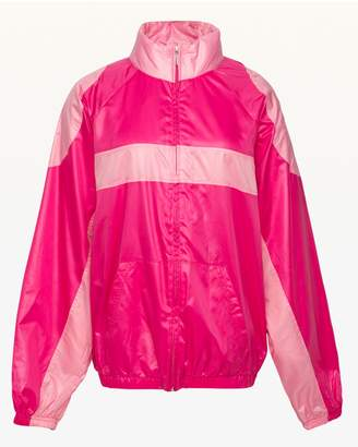 Juicy Couture Colorblock Nylon Jacket