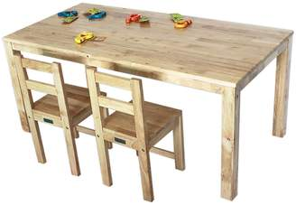 Qtoys QToys Leigh Small Kids Table & Chair Set