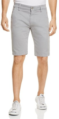 Mavi Jacob Twill Shorts $78 thestylecure.com