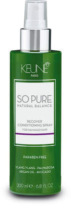 Keune Recover Conditioning Spray Leave in Conditioner-6.8 oz.