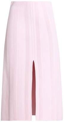 Proenza Schouler Ribbed-Knit Midi Skirt