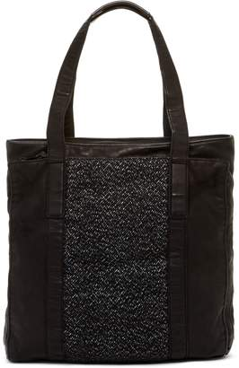 AllSaints Hoshi Horse Leather Tote Bag