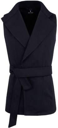 Toms Tom's Ware Men's Stylish Slim Fit Vest with Belt TWFV01-US XXL