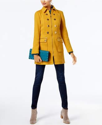 INC International Concepts I.n.c. Button-Trim Coat