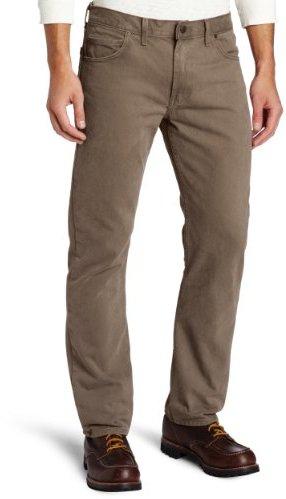 Dickies Men's Slim Straight Fit Bull Denim Jean