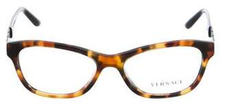 Versace Embellished Cat-Eye Eyeglasses