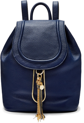 Love Power Large Leather Backpack $398 thestylecure.com