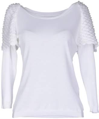 JC de CASTELBAJAC Short sleeve sweaters - Item 39388403GU