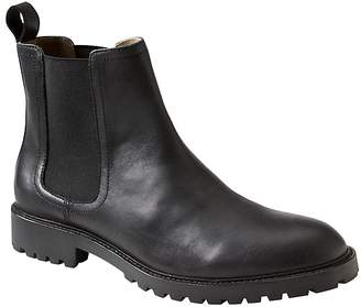 Banana Republic Tanner Lug Sole Chelsea Boot