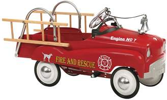 Pacific Cycle Fire Truck Pedal Car