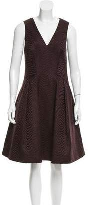 Jason Wu Pleated Midi Dress