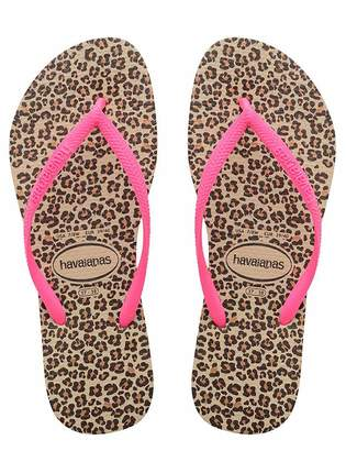 Havaianas Toddler Slim Animals Thong