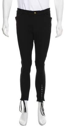 Bottega Veneta Cropped Skinny Pants