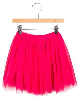 Eliane et Lena Girls' Mesh Tulle Skirt w/ Tags