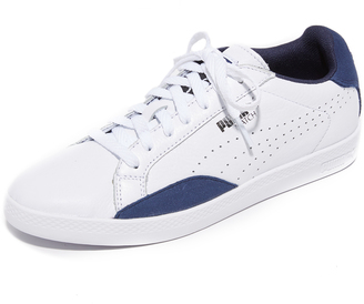 PUMA Match Lo Basic Sports Sneakers $65 thestylecure.com