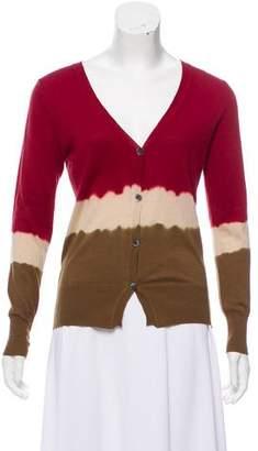 Etoile Isabel Marant Tie-Dye Knit Cardigan