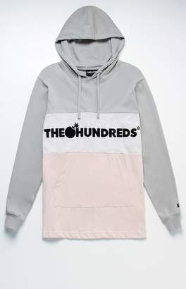 The Hundreds Deck Hooded Long Sleeve T-Shirt
