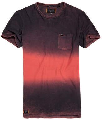 Superdry West Coast Fade Longline T-Shirt