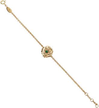 Aurelie Bidermann Floral Rose Bracelet
