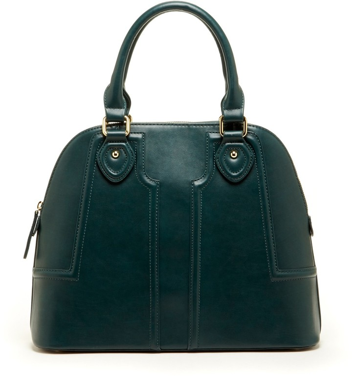 Sole Society Marlow vegan structured dome satchel