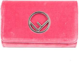 Fendi Wallet On Chain In Pink