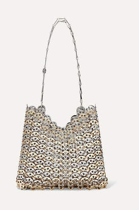Paco Rabanne 1969 Chainmail Shoulder Bag - Silver