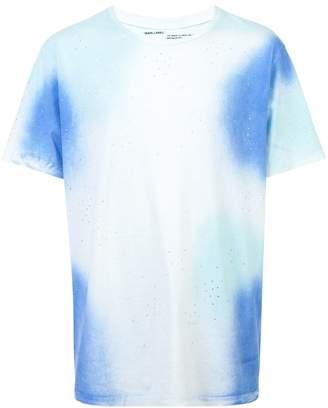 Off-White tie-dye print T-shirt
