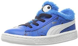 Puma Sesame Street Basket Kids Sneaker (Toddler)