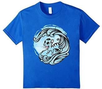 Surfing Cat T-Shirt