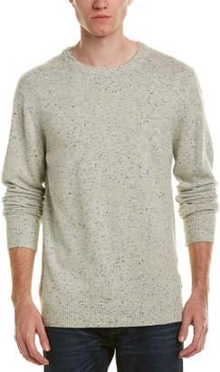 Scotch & Soda Wool-Blend Crewneck Sweater